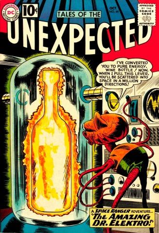 bottiglia del futuro