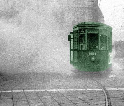 tram verde