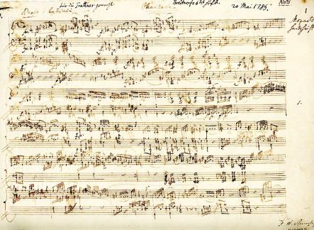 Mozart, Fantasia K475