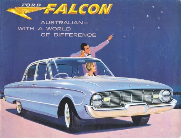 ford australiana