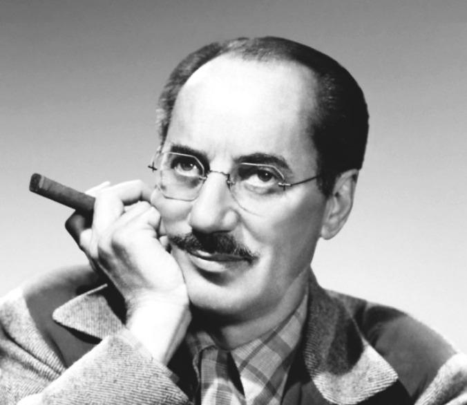 il vecchio Groucho