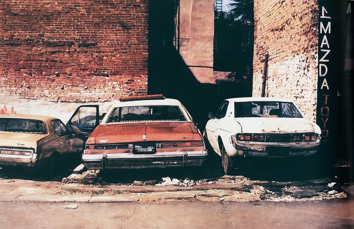 John SALT Side street parking 1987