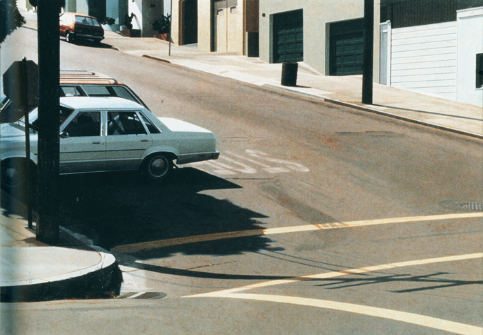 Robert Bechtle, Portrero Intersection