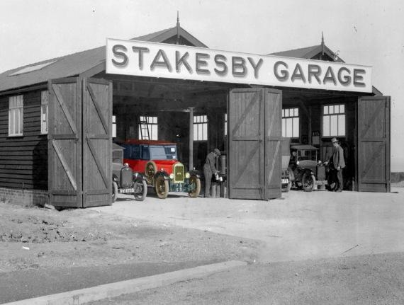 vecchio garage