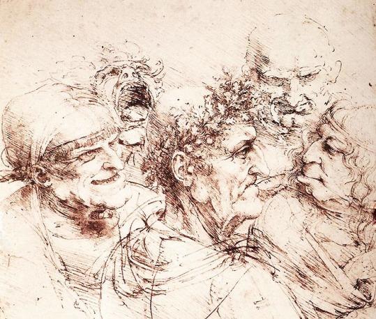 vecchi di Leonardo