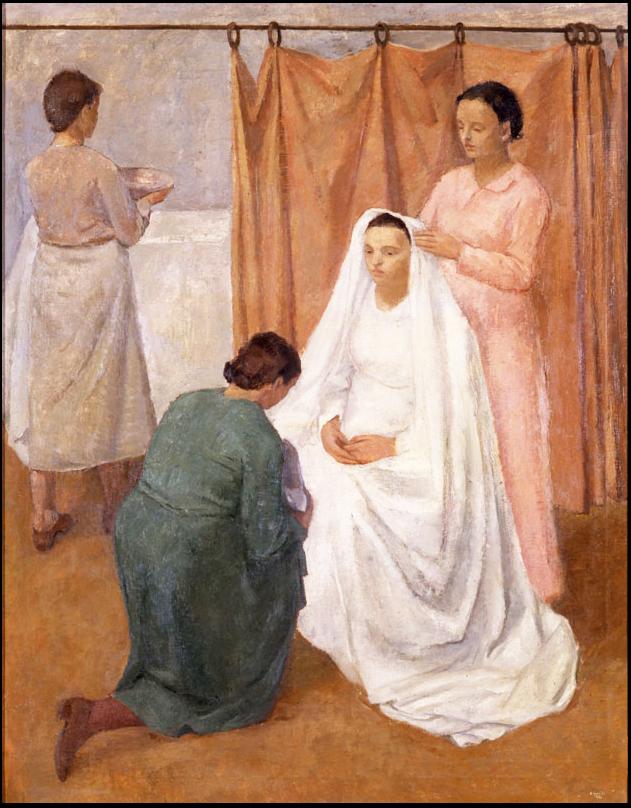 CAVALLI la sposa