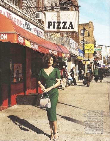 pizza bombshell