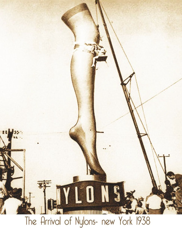 arrivo del nylon