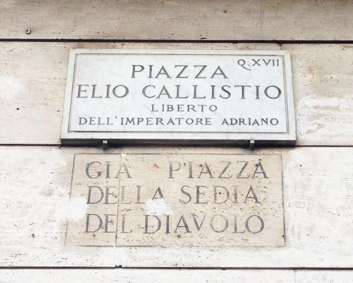 Piazza San Callisto