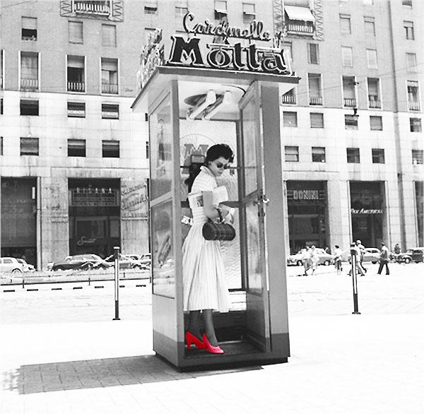 Telefonare a Milano nel 1950