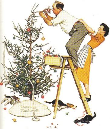 Natale di Rockwell