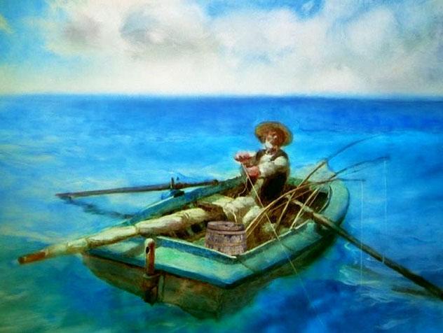 il vecchio, il mare e la botte