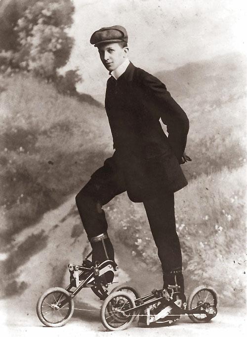 scarpe biciclette
